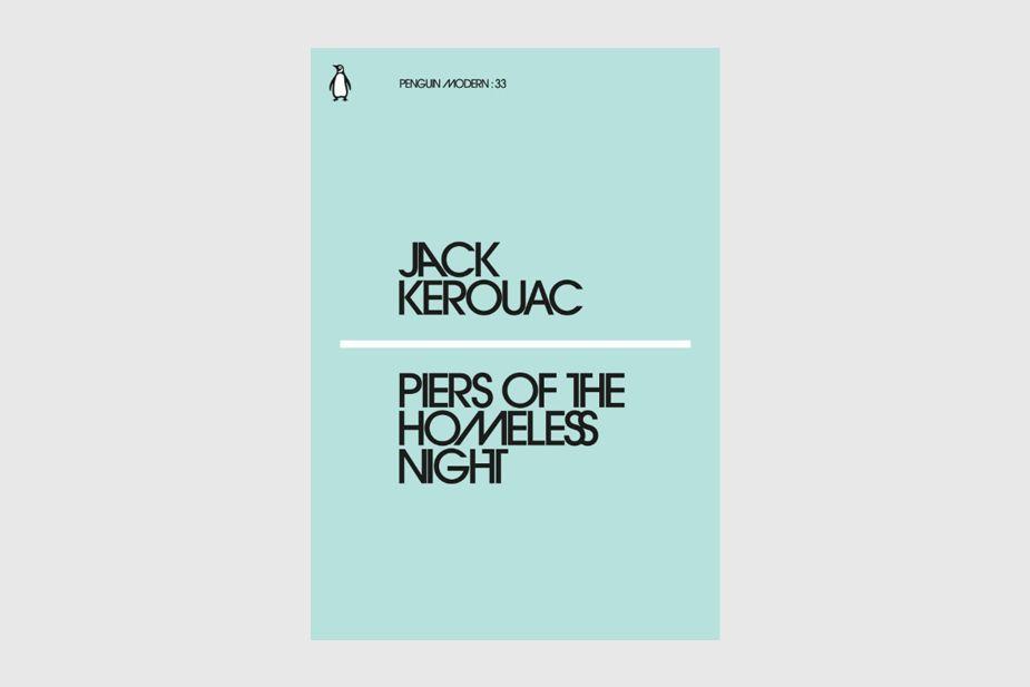 Penguin Modern 33, Jack Kerouac, Piers Of The Homeless Night