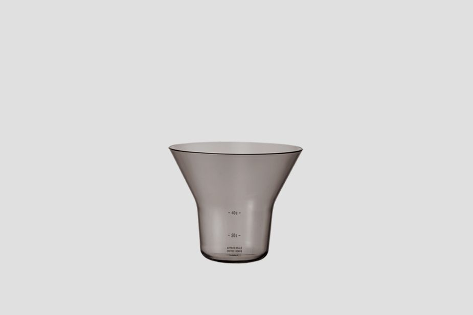 Kinto - coffee carafe set 600ml stainless steel