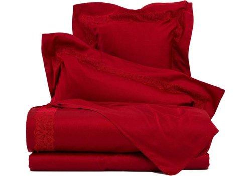 La Perla Dekbedovertrek Sfilata - Rood 240 x 220cm