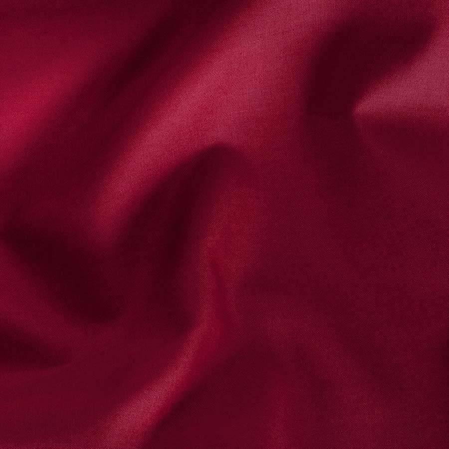 Hoeslaken Percal Katoen - Rosso