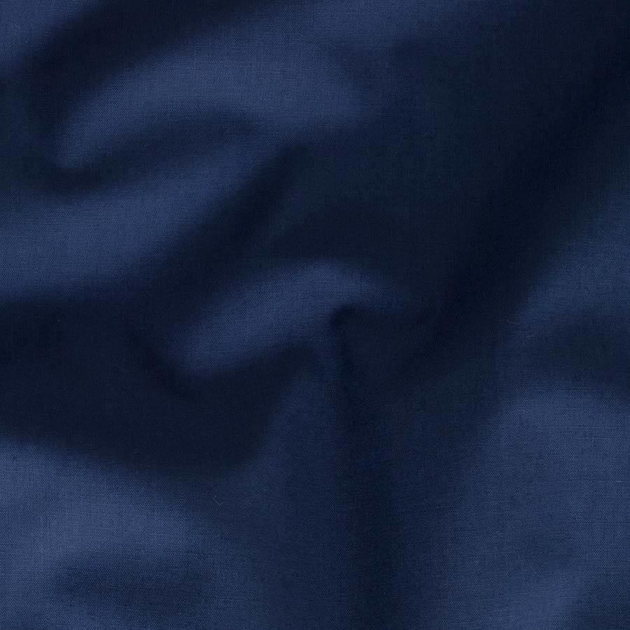 Hoeslaken Percal Katoen - Navy