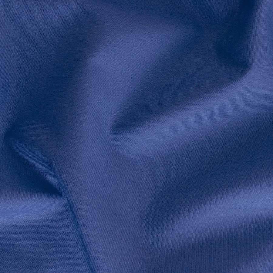 Hoeslaken Percal Katoen - Jeans Blauw