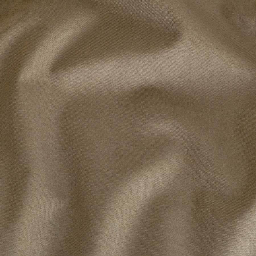 Hoeslaken Percal Katoen - Cappucino