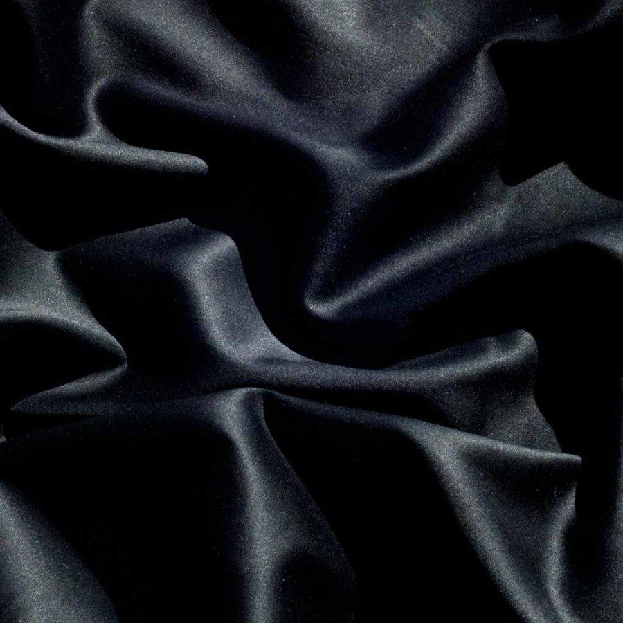 Hoeslaken Percal Katoen - Zwart