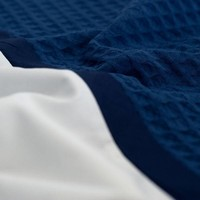Dekbedovertrek Bari -  Jeansblauw/Navy