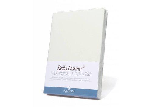 Formesse Bella Donna Jersey Hoeslaken - Wolwit (0114)