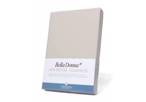 Formesse Bella Donna Jersey Hoeslaken - Zilver (0520)