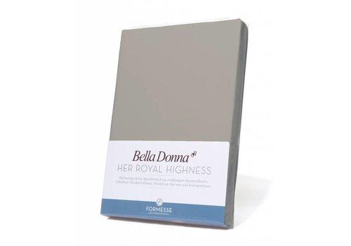 Formesse Bella Donna Jersey Hoeslaken - Grijs (0701)