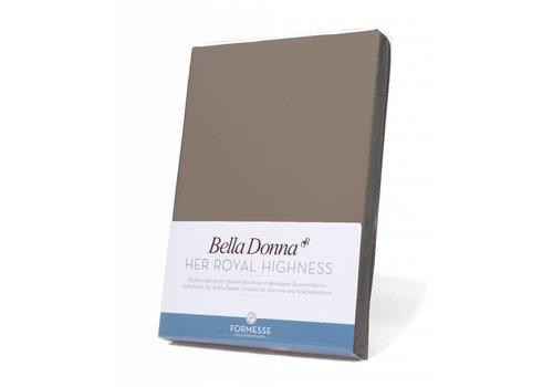 Formesse Bella Donna Jersey Hoeslaken - Platinum (0125)