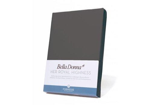 Formesse Bella Donna Jersey Hoeslaken - Licht Antraciet (0215)