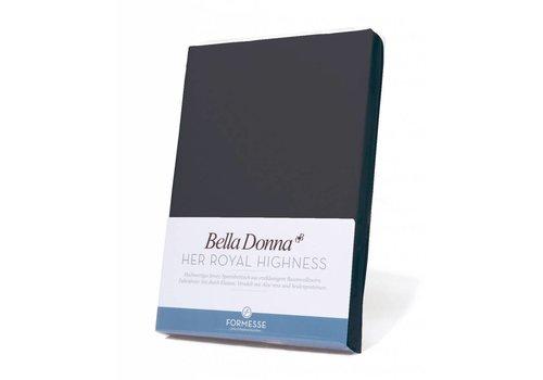 Formesse Bella Donna Jersey Hoeslaken - Antraciet (0213)