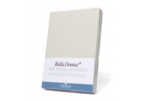 Formesse Bella Donna Jersey Hoeslaken - Linnen (0119)