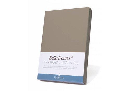 Formesse Bella Donna Jersey Hoeslaken - Nootmuskaat (0122)