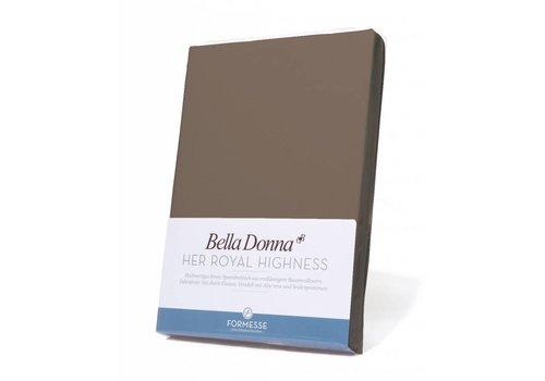 Formesse Bella Donna Jersey Hoeslaken - Truffel (0126)
