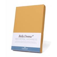 Bella Donna Jersey Hoeslaken - Saffraan (0537)