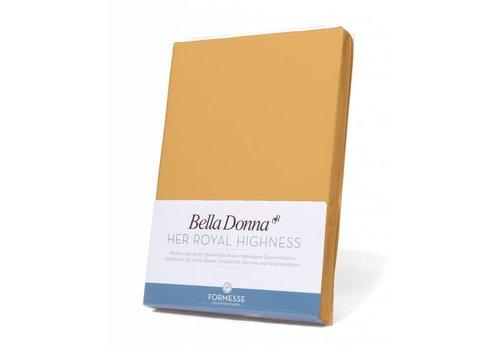 Formesse Bella Donna Jersey Hoeslaken - Saffraan (0537)