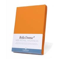 Bella Donna Jersey Hoeslaken - Oranje (0702)