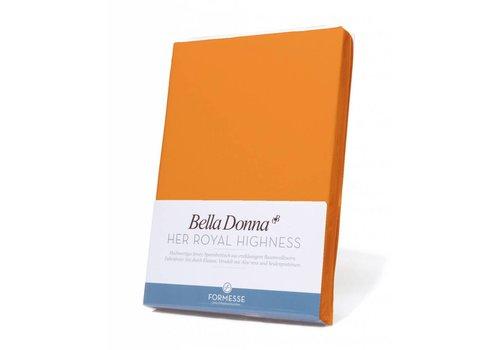 Formesse Bella Donna Jersey Hoeslaken - Oranje (0702)