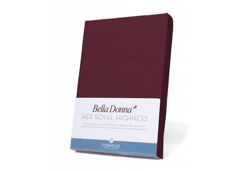 Formesse Bella Donna Jersey Hoeslaken - Cabernet (0033)