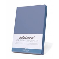 Bella Donna Jersey Hoeslaken - Jeans Blauw (0211)