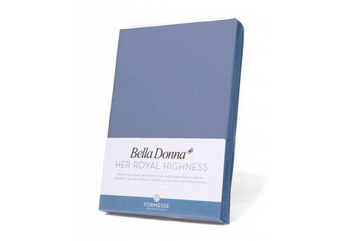 Formesse Bella Donna Jersey Hoeslaken - Jeans Blauw (0211)