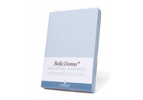 Formesse Bella Donna Jersey Hoeslaken - Lucht Blauw (0523)