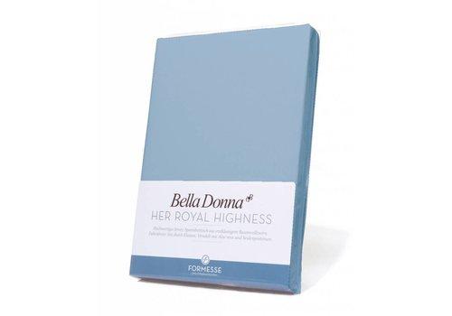 Formesse Bella Donna Jersey Hoeslaken - Lichtblauw (0522)