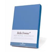 Bella Donna Jersey Hoeslaken - Azuur (0180)