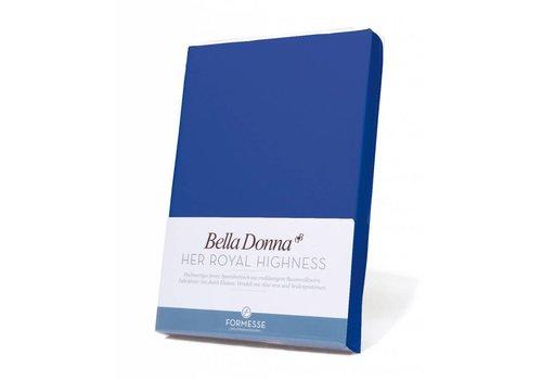 Formesse Bella Donna Jersey Hoeslaken - Koninklijk Blauw (0183)