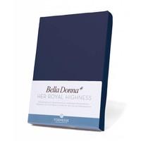 Bella Donna Jersey Hoeslaken - Navy (0507)
