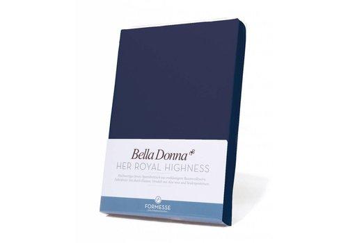 Formesse Bella Donna Jersey Hoeslaken - Navy (0507)