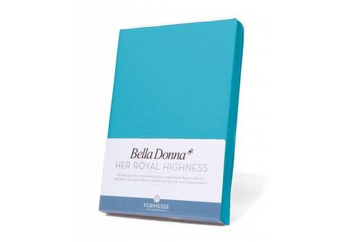 Formesse Bella Donna Jersey Hoeslaken - Turquoise (0301)
