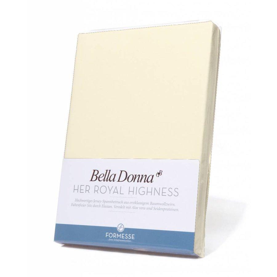 Bella Donna Jersey Hoeslaken - Powder (0110)