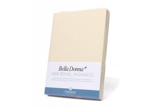 Formesse Bella Donna Jersey Hoeslaken - Vanille (0111)
