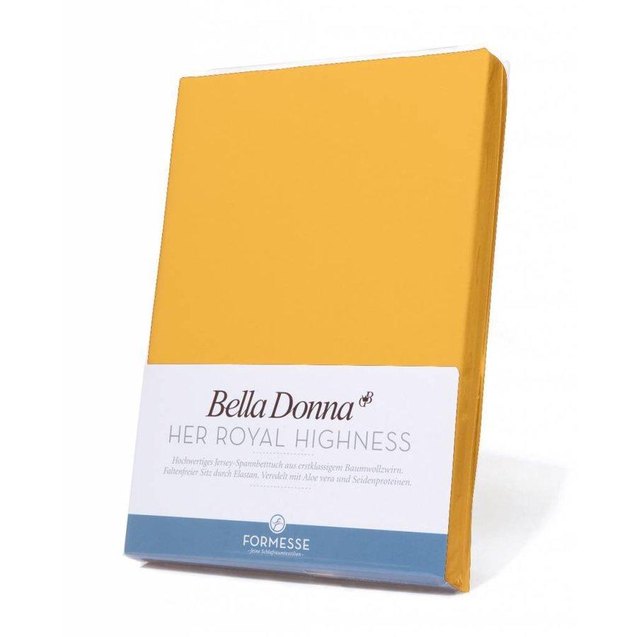 Bella Donna Jersey Hoeslaken - Goud (0040)
