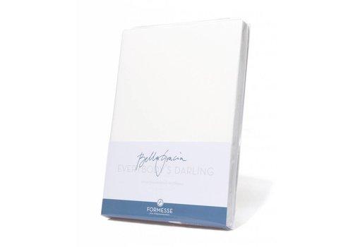 Formesse Bella Gracia Jersey Hoeslaken - Wit (1000)