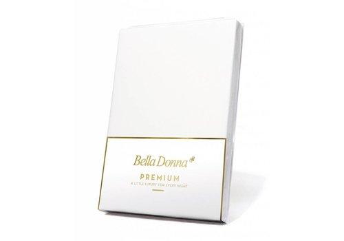 Formesse Bella Donna Premium Jersey Hoeslaken - Wit (1000)