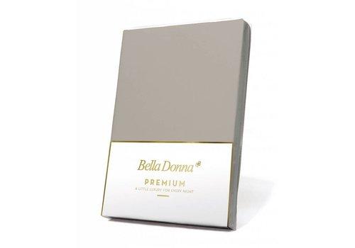 Formesse Bella Donna Premium Jersey Hoeslaken - Parelgrijs (0710)