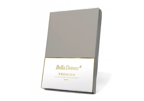 Formesse Bella Donna Premium Jersey Hoeslaken - Grijs (0701)