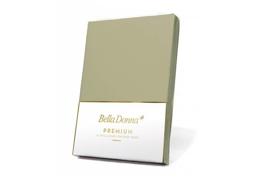 Formesse Bella Donna Premium Jersey Hoeslaken - Pistache (0532)