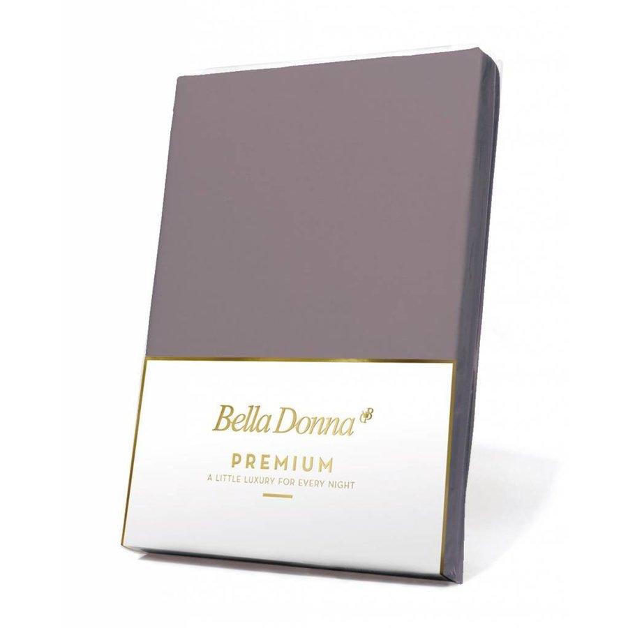 Bella Donna Premium Jersey Hoeslaken - Amethyst (0528)
