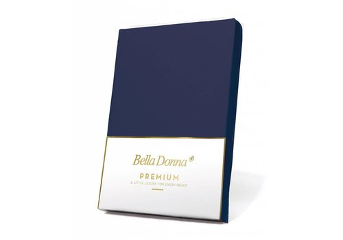 Formesse Bella Donna Premium Jersey Hoeslaken - Navy (0507)