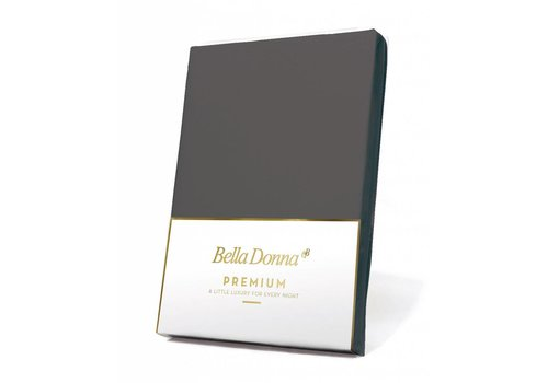 Formesse Bella Donna Premium Jersey Hoeslaken - Licht Antraciet (0215)