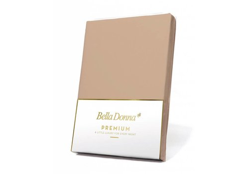 Formesse Bella Donna Premium Jersey Hoeslaken - Mushroom (0115)