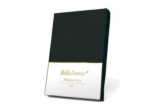 Formesse Bella Donna Premium Jersey Hoeslaken - Zwart (0101)