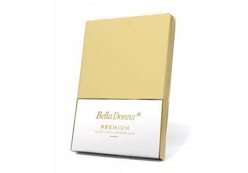 Formesse Bella Donna Premium Jersey Hoeslaken - Lichtgeel (0091)