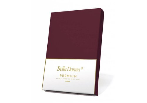 Formesse Bella Donna Premium Jersey Hoeslaken - Cabernet (0033)