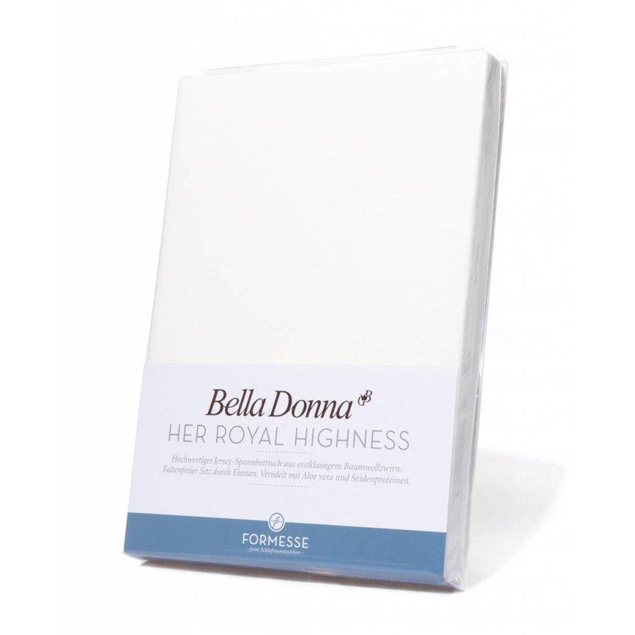 Bella Donna Topper Hoeslaken - Wit (1000)