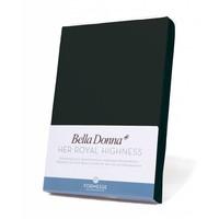 Bella Donna Topper Hoeslaken - Zwart (0101)