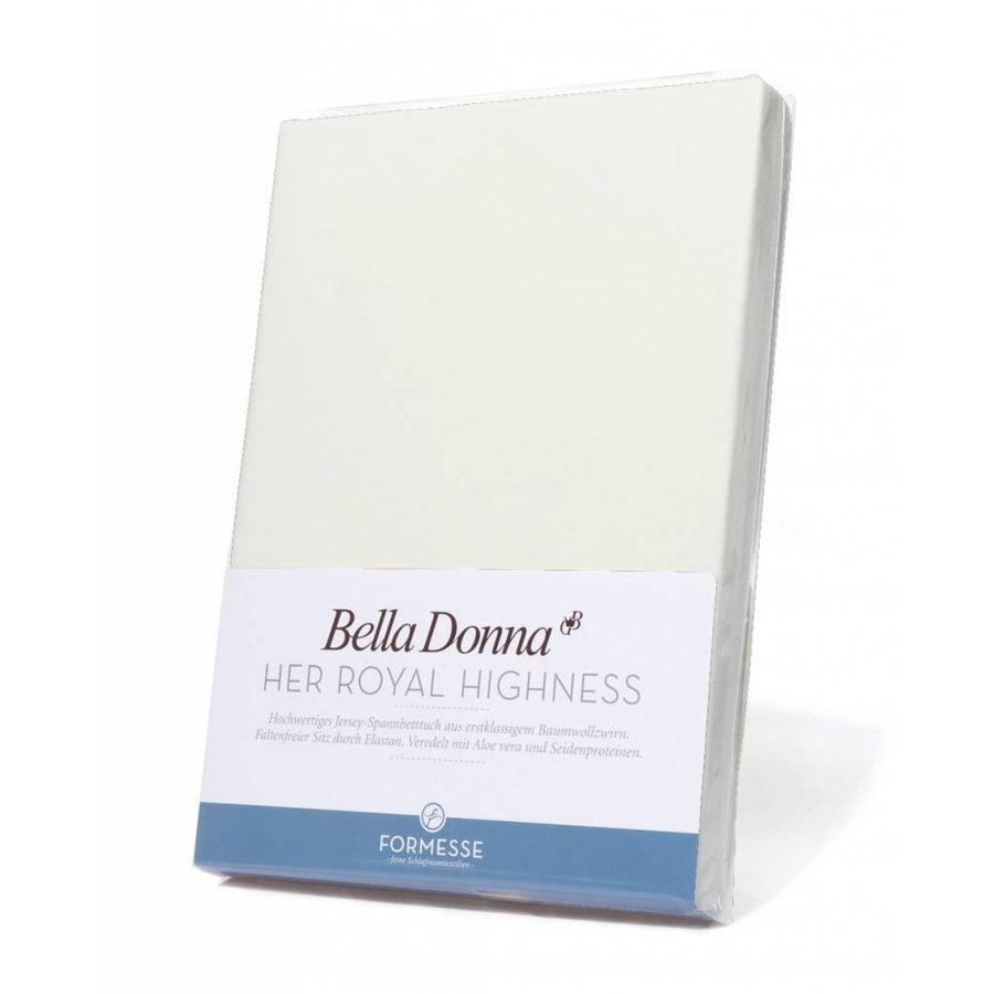 Bella Donna Topper Hoeslaken - Wolwit (0114)